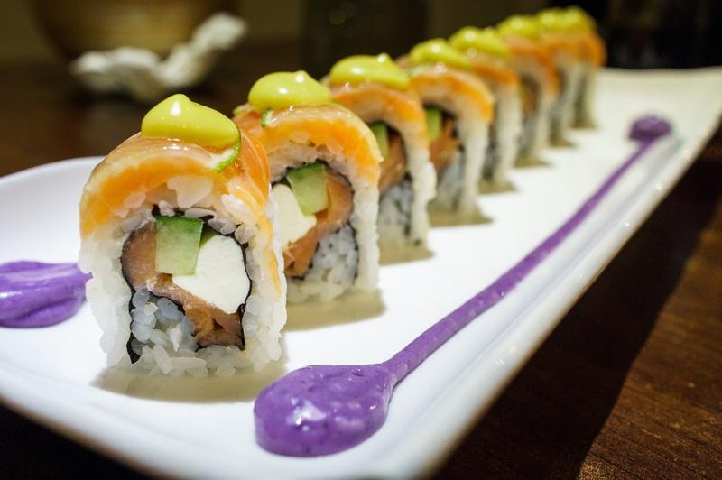 Asal Mula dan Jenis Makanan Sushi